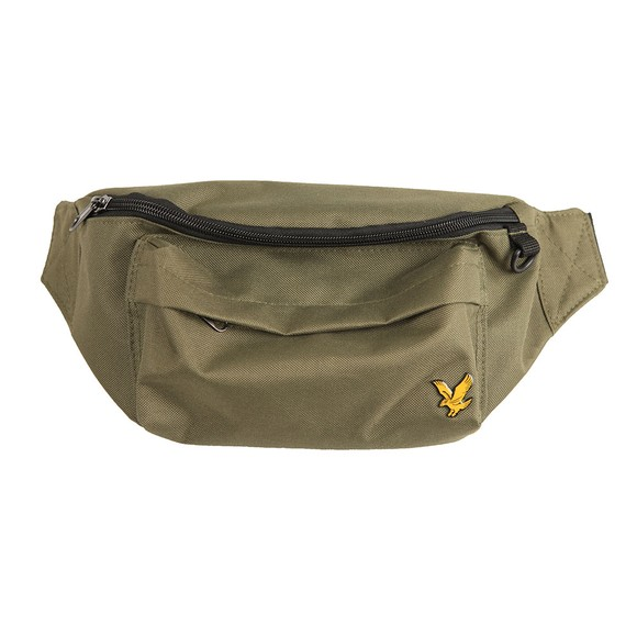 Lyle and Scott Mens Green Chest Pack