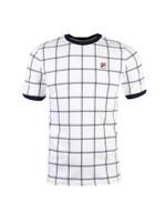 Slate Window Pane Print T Shirt