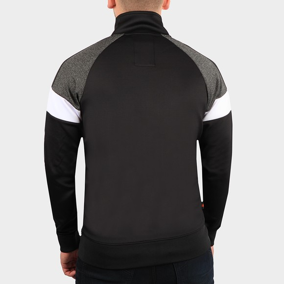 Luke Sport Mens Black Kas 3 Full Zip Sweatshirt main image