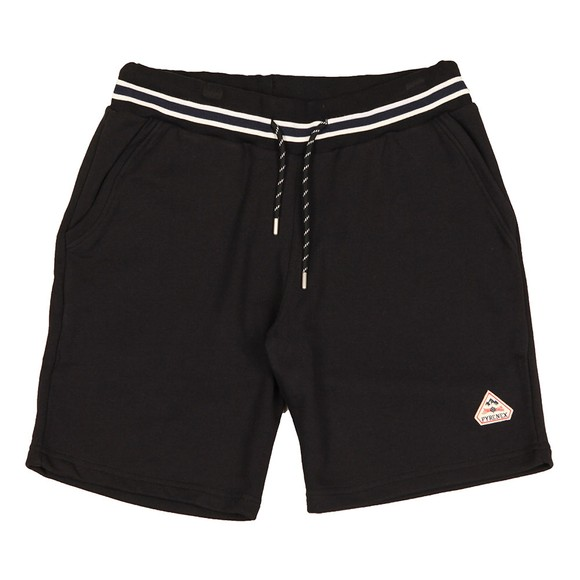 Pyrenex Mens Black Mael Sweat Short
