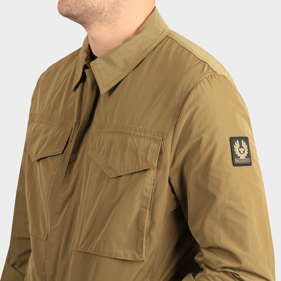 Belstaff Mens Green Command Overshirt main image