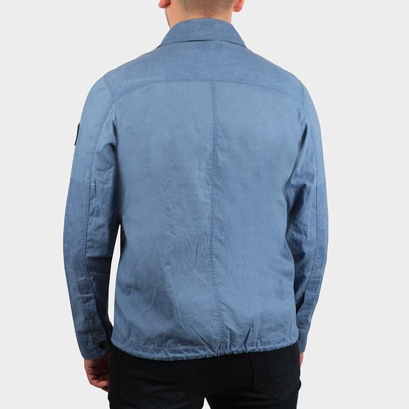 Belstaff Mens Blue Recon Overshirt main image