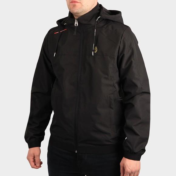 Luke Sport Mens Black Brownhills Benyon Jacket