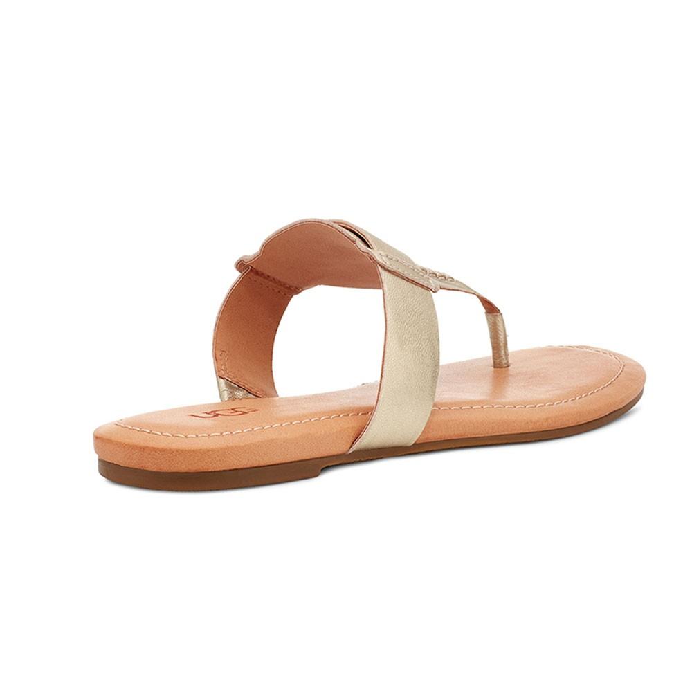 Gaila Leather Flip Flop main image