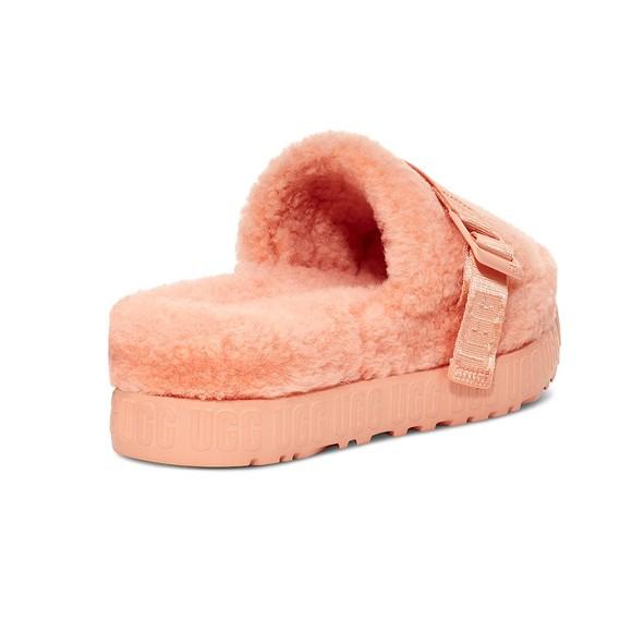 Ugg Womens Pink Fluffita Slipper main image
