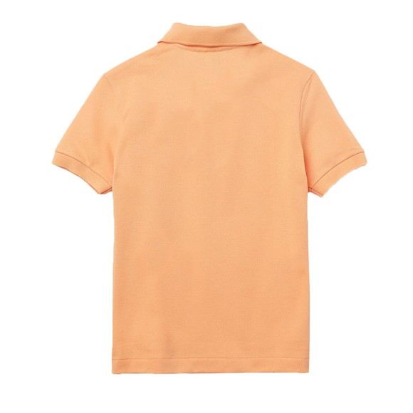 Lacoste Boys Orange PJ2909 Polo Shirt