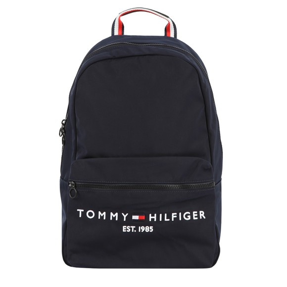 Tommy Hilfiger Mens Blue Established Backpack