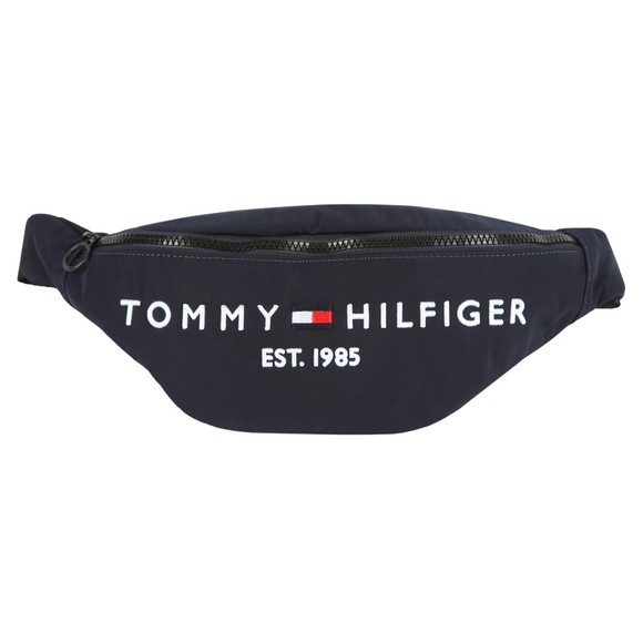 Tommy Hilfiger Mens Blue Established Crossbody Bag