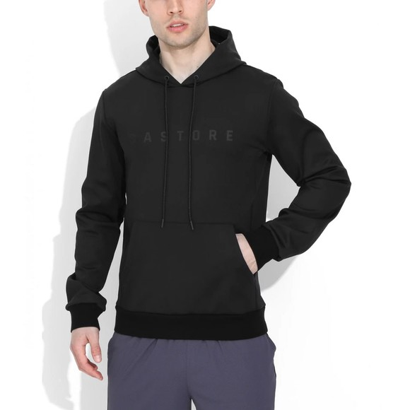 Castore Mens Black Waterproof Garcia Hoody