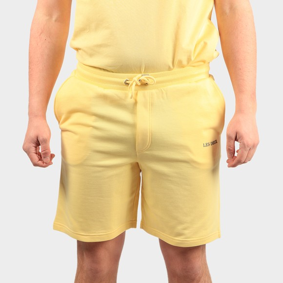 Les Deux Mens Yellow Lens Sweat Short main image