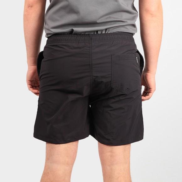 Nicce Mens Black Myriad Swim Shorts main image