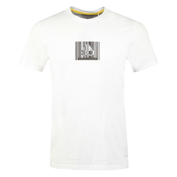 Moose Knuckles Mens White Tonight T Shirt
