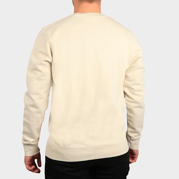 Colorful Standard Mens Off-White Organic Crew Sweatshirt main image