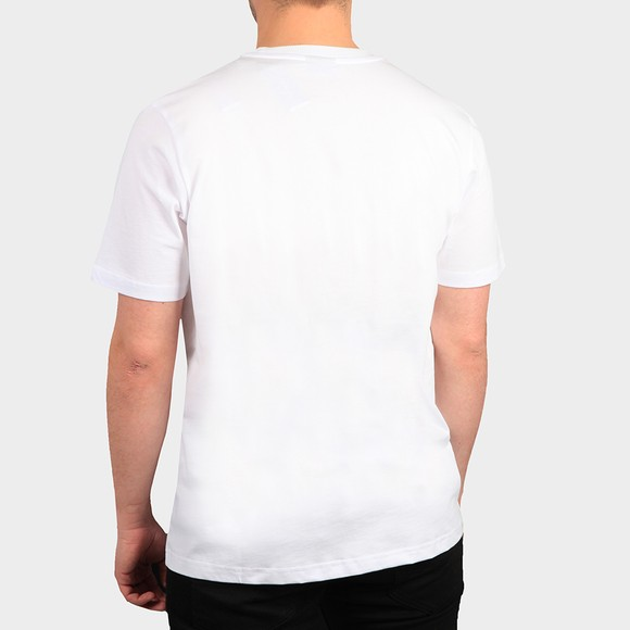 Diesel Mens White T Just A 36 T Shirt main image