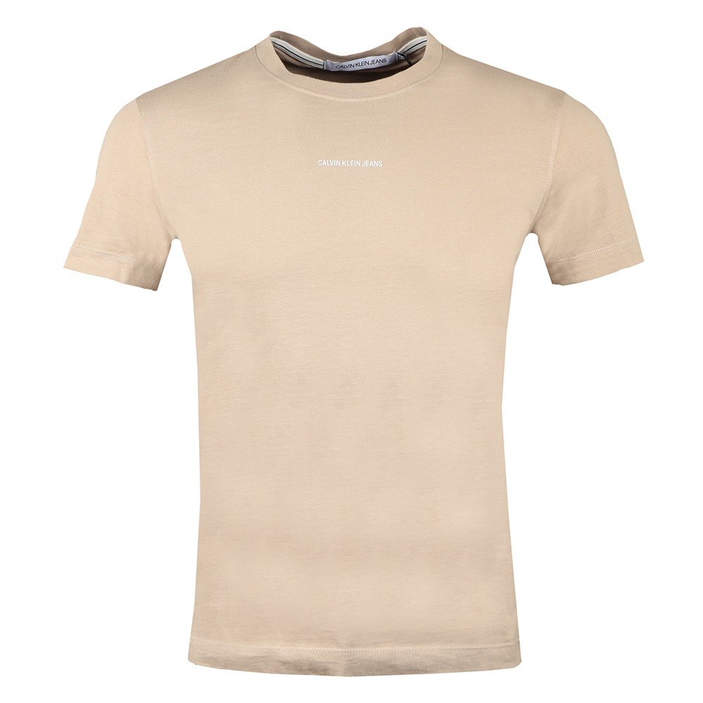 Micro Branding Essential T-Shirt