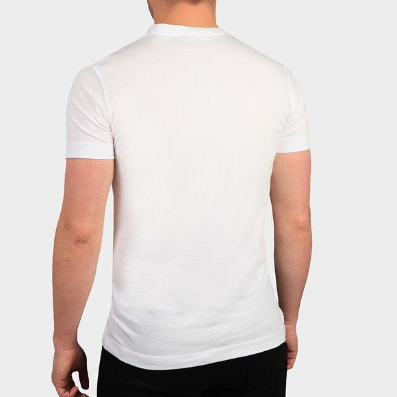 Calvin Klein Jeans Mens White Iconic Essential T-Shirt main image