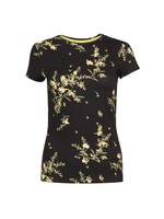 Irennee Papyrus Printed Fitted T Shirt