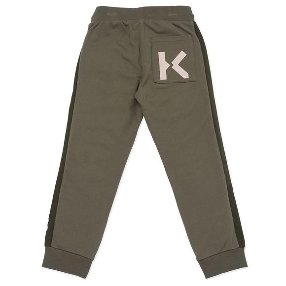 Kenzo Kids Boys Green K24027 Jogger