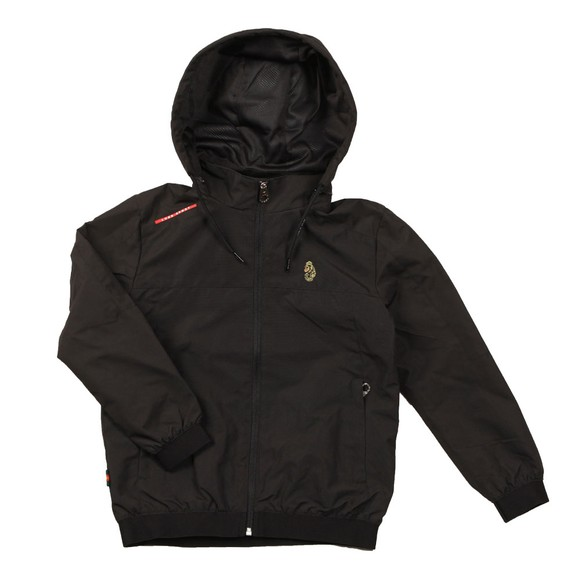 Luke 1977 Boys Black Brownhills Benyon Jacket