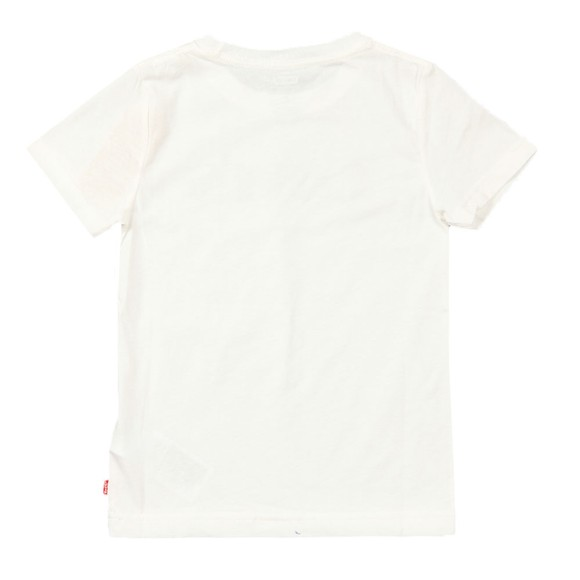 Levi's ® Boys White LVB Graphic T Shirt main image