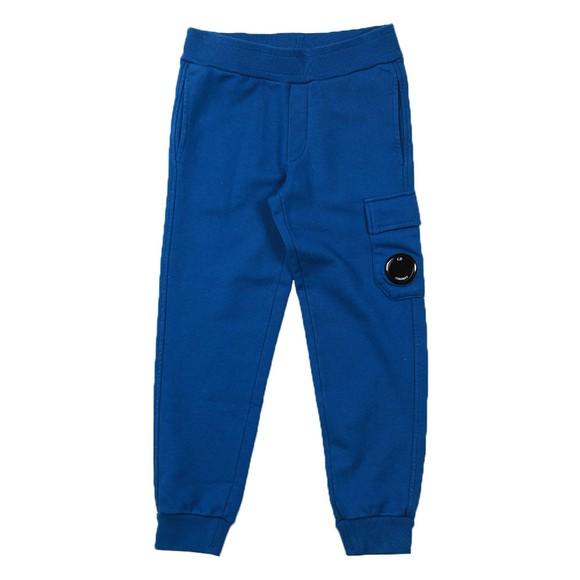 C.P. Company Undersixteen Boys Blue Viewfinder Pocket Jogger