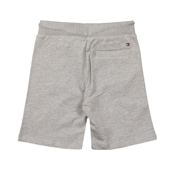 Tommy Hilfiger Kids Boys Grey Essential Sweat Short main image