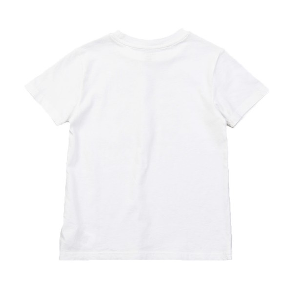 Polo Ralph Lauren Boys White Large Logo Active T Shirt