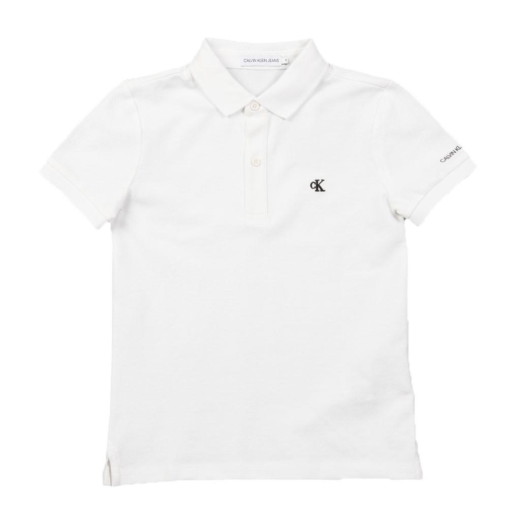 Chest Monogram Polo Shirt main image