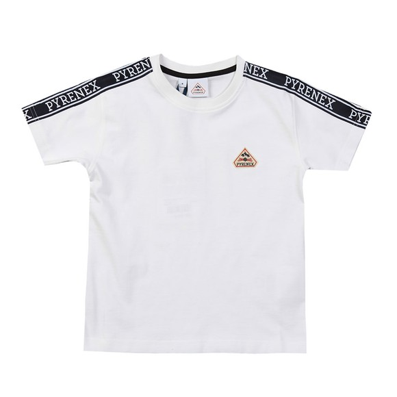 Pyrenex Boys White Boys Randy T Shirt