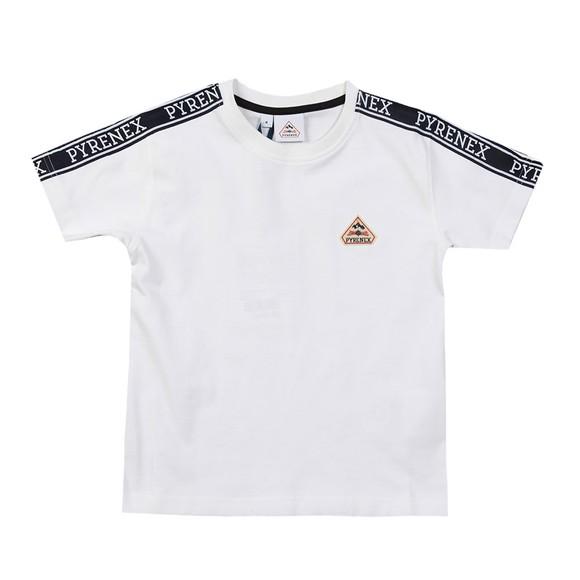 Pyrenex Boys White Boys Randy T Shirt main image