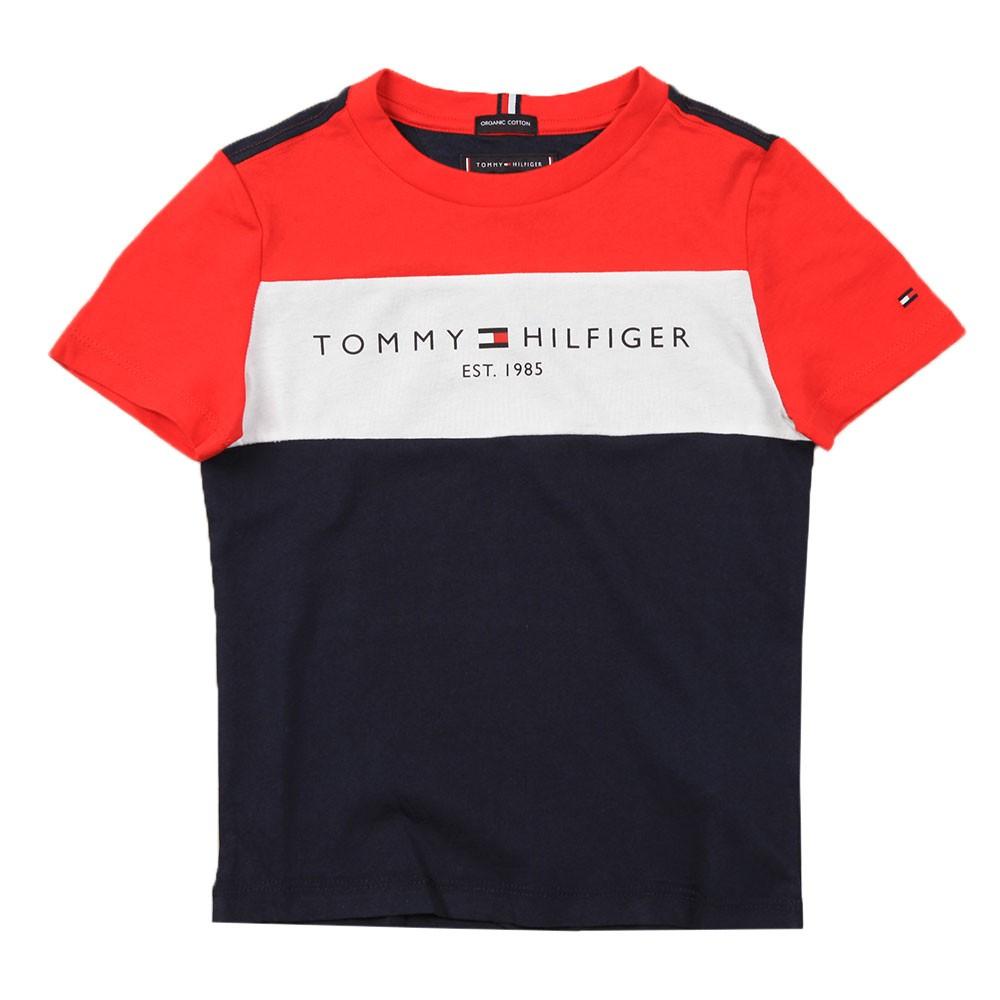 Essential Colourblock T Shirt main image