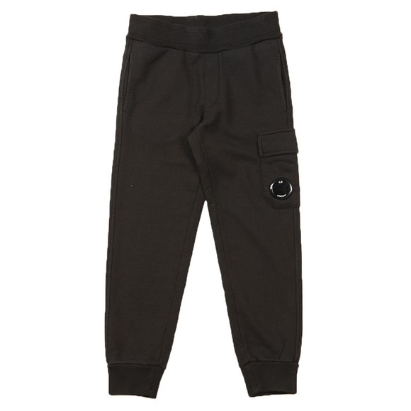 C.P. Company Undersixteen Boys Black Viewfinder Pocket Jogger main image