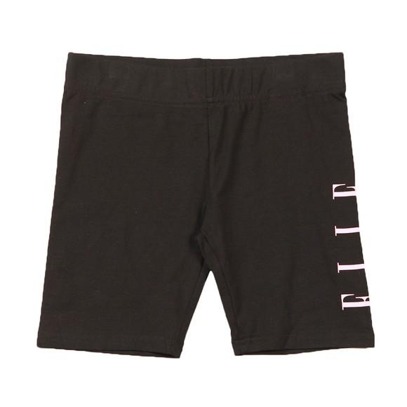 Elle Girls Black Cycling Shorts
