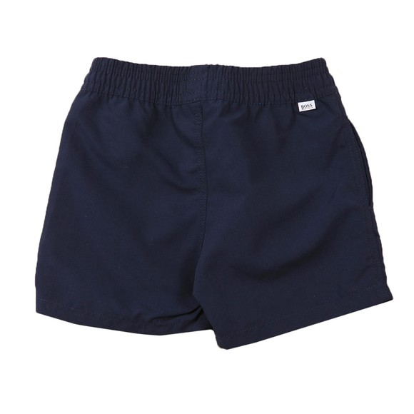 BOSS Baby Boys Blue J04404 Swim Shorts
