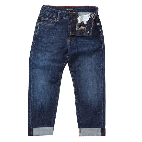 Tommy Hilfiger Kids Boys Blue Modern Straight Jean