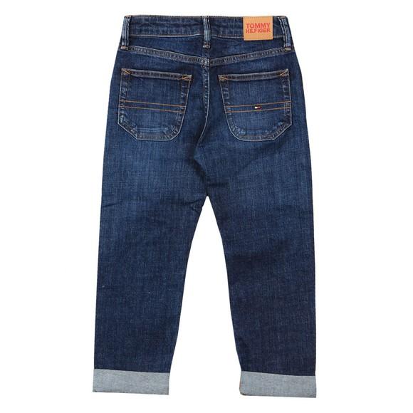 Tommy Hilfiger Kids Boys Blue Modern Straight Jean main image