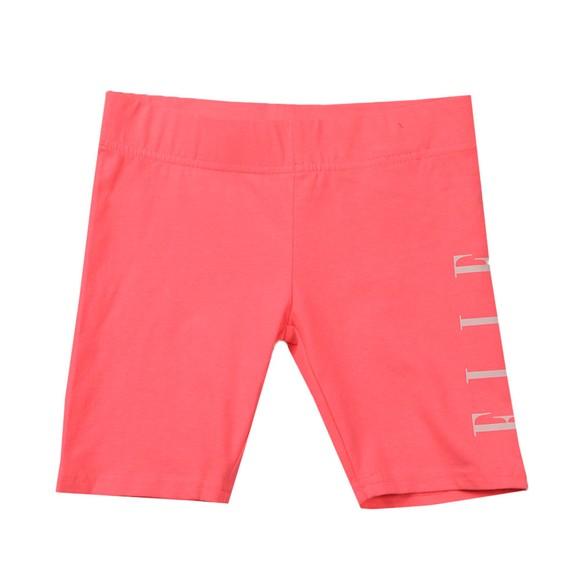 Elle Girls Pink Cycling Shorts