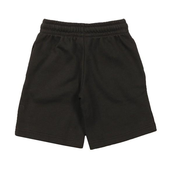 Lacoste Boys Black Jogger Short