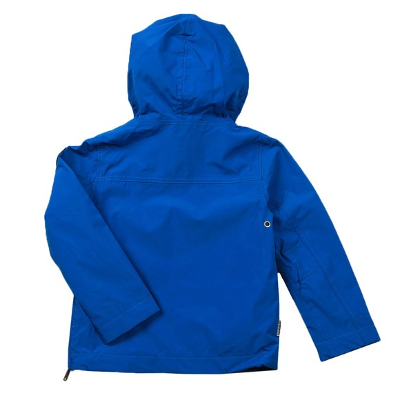 Napapijri Boys Blue Rainforest Summer Jacket