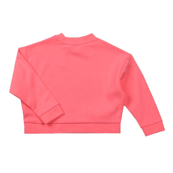 Elle Girls Pink Logo Sweatshirt