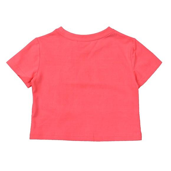 Elle Girls Pink Logo T Shirt