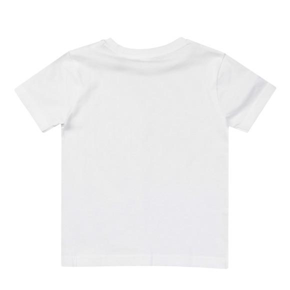 Gant Boys White Archive Shield T Shirt