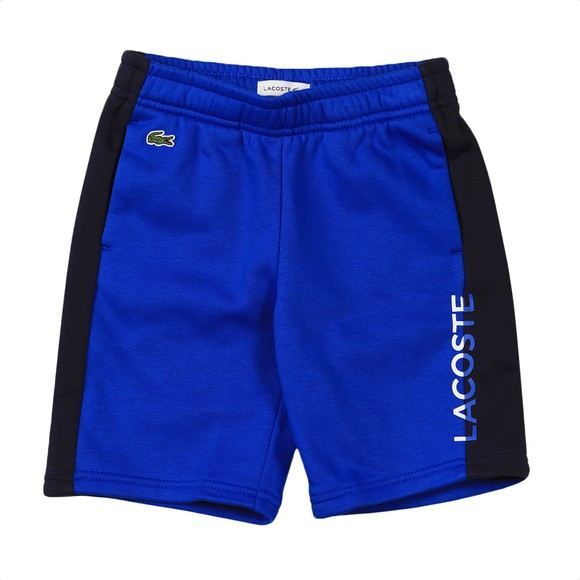Lacoste Boys Blue GJ2294 Jersey Short