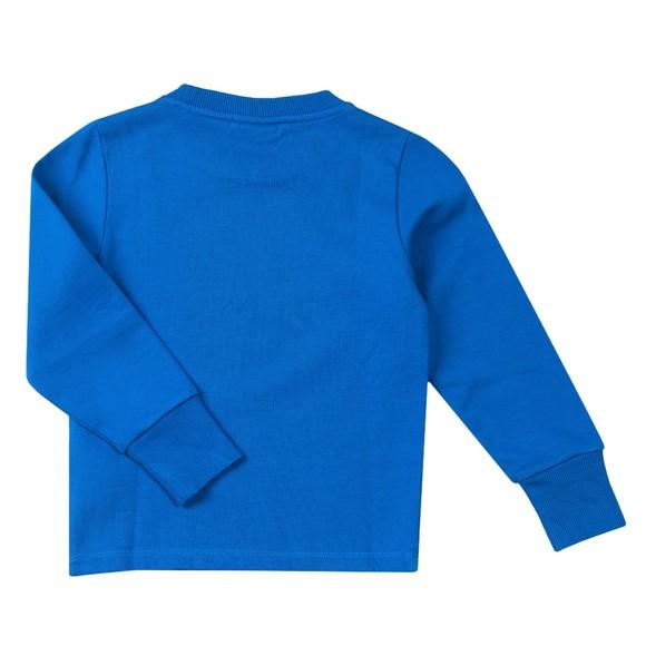 Napapijri Boys Blue K Badyr Sweatshirt