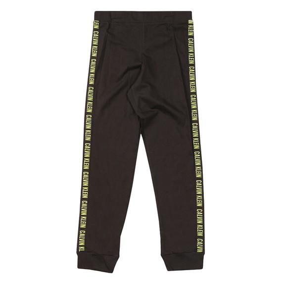 Calvin Klein Jeans Boys Black Tape Pyjama Set main image