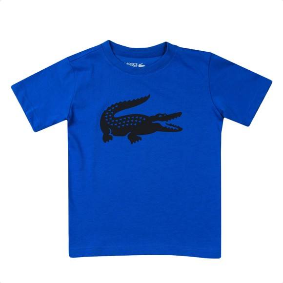 Lacoste Sport Boys Blue Boys TJ2910 T Shirt