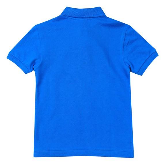Lacoste Boys Bleu QPT PJ2909 Polo Shirt