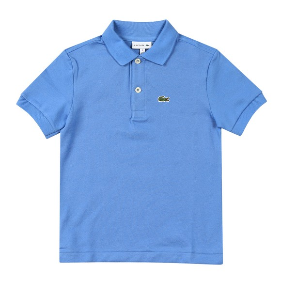 Lacoste Boys Blue PJ2909 Polo Shirt