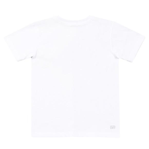 Lacoste Sport Boys White Boys TJ2910 T Shirt