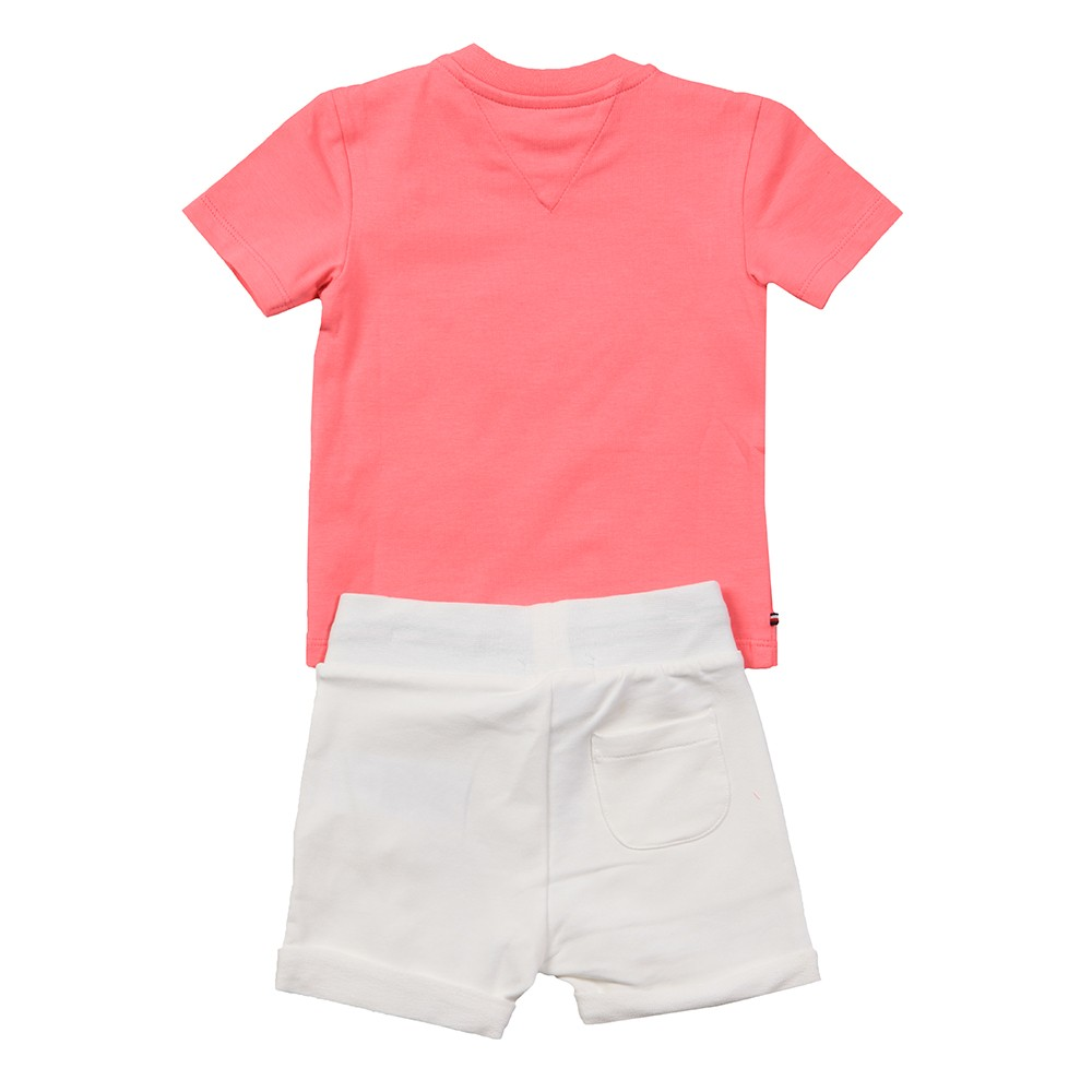 Baby Established Sweat Short Set main image